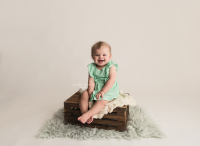 Greensboro Baby Photographer - Jenifer Howard Studios