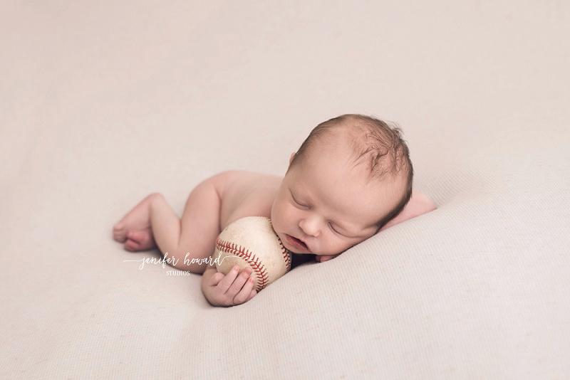 Summerfield Newborn Photographer - Jenifer Howard Studios