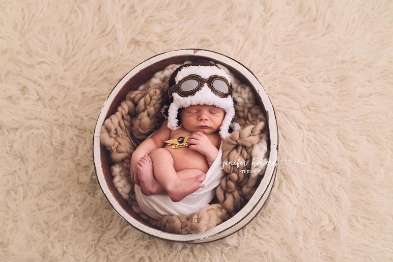 Greensboro NC Baby Photography - Jenifer Howard Studios