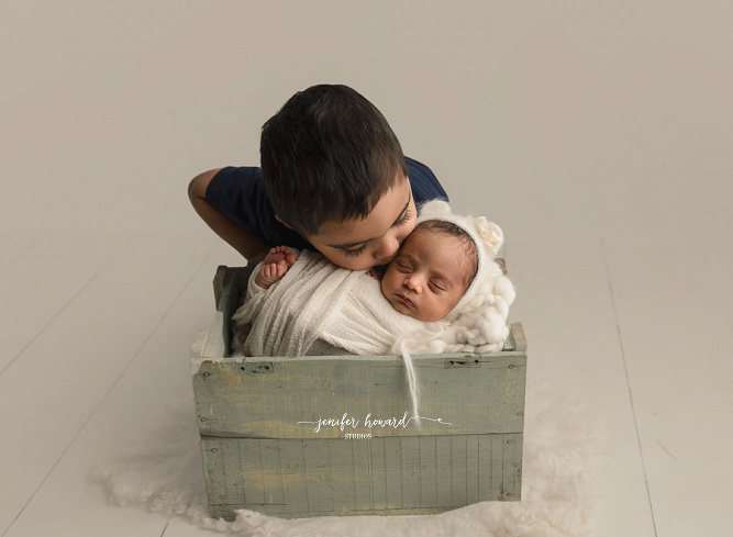 Winston-Salem Newborn Photographer