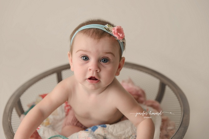 High Point NC Baby Photographer