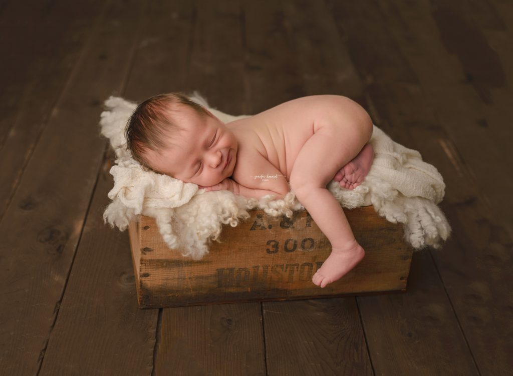 Greensboro NC Newborn Photography