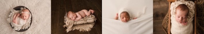 Adorable Babies - Greensboro Newborn Photographer