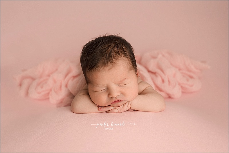 Summerfield Newborn Portraits