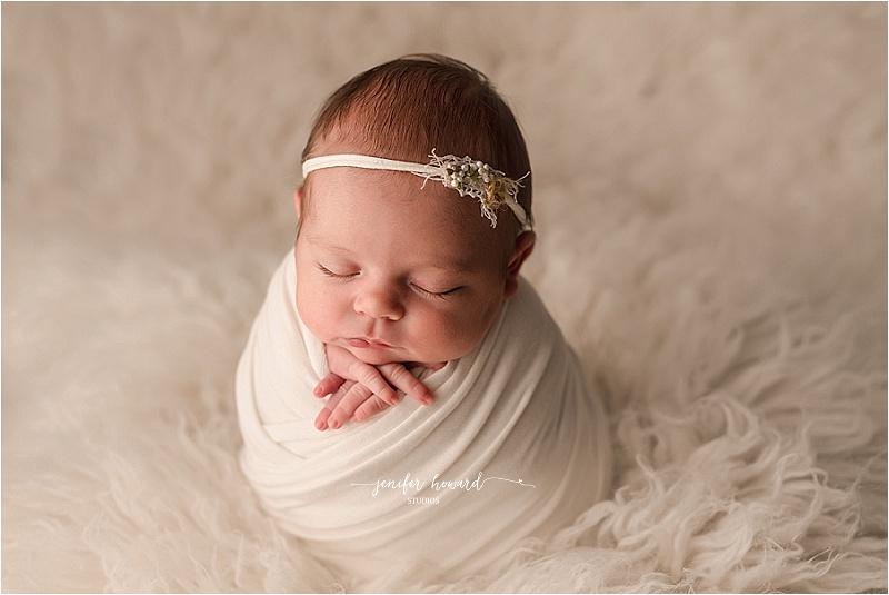 Stokesdale NC Newborn Photography
