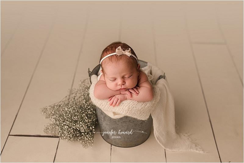Stokesdale NC Newborn Photography-Baby Emarie