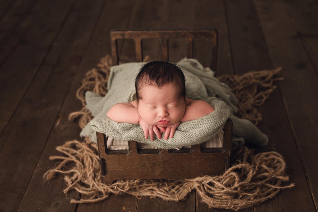 Burlington NC Newborn Photographer